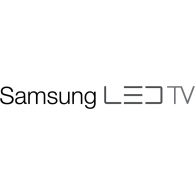 Logo of Samsung LED TV