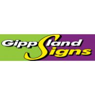 Logo of Gippsland Signs