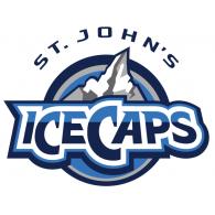 Logo of St. John's IceCaps