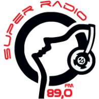 Logo of SUPER radio okrugli