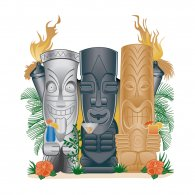 Logo of Tiki Art