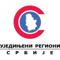 Logo of Ujedinjeni regioni srbije