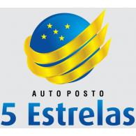 Logo of Auto Posto - 5 Estrelas