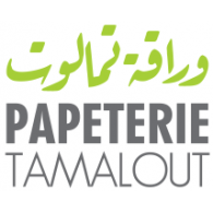 Logo of Papeterie TAMALOUT