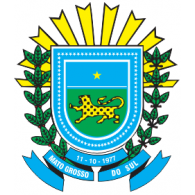 Logo of Mato Grosso do Sul