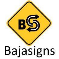 Logo of Baja Signs
