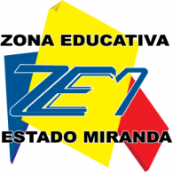 Logo of Zona Educativa Estado Miranda