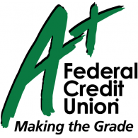 Logo of A+ Federal Credit Union
