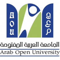 Logo of Arab Open University