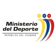 Logo of Ministerio del Deporte Rapública del Ecuador
