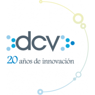 Logo of DCV 20 Años