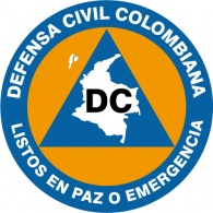 Logo of Defensa Civil Colombia