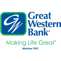 Logo of Great Western Bank