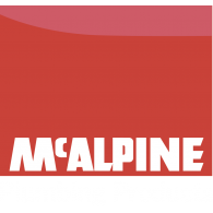 Logo of McAlpine