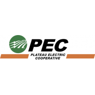 Logo of Plateau Electric Cooperative