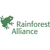 Logo of Rainforest Alliance