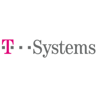 Logo of T Systems