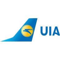 Logo of Ukraine International Airlines