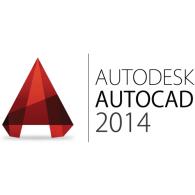 Logo of Autodesk AutoCAD 2014