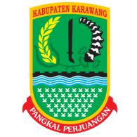Logo of Karawang