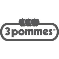 Logo of 3 pommes