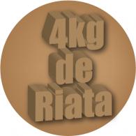 Logo of 4kg de Riata