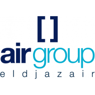 Logo of Air Group Eldjazair