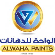 Logo of Alwaha Paints