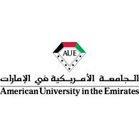 Logo of American University in the Emirates