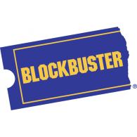 Logo of Blockbuster