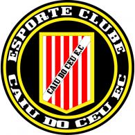 Logo of Esporte Clube Caiu do Ceu