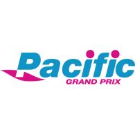 Logo of Pacific Grand Prix