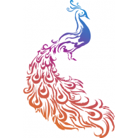 Logo of Peacock