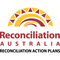 Logo of Reconciliation Australia