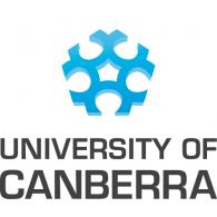 Logo of University of Canberra