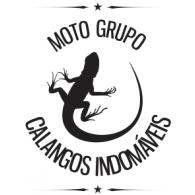 Logo of Calangos Indomáveis Moto Grupo