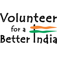 Logo of Volunteer for a Better India