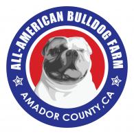 Logo of All American Bulldog Farm
