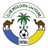 Logo of Club Mouloudia Laayoune CML