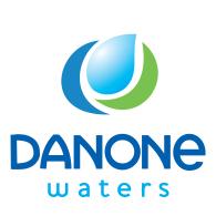 Logo of Danone Waters