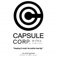 Logo of Capsule Corp