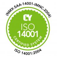Logo of ISO 14001