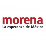 Logo of Movimiento de Regeneración Nacional (Morena)