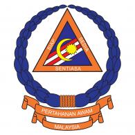 Logo of Pertahanan Awam Malaysia