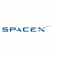 Logo of SpaceX
