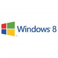 Logo of Microsoft Windows 8
