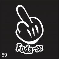 Logo of Foda se