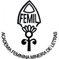 Logo of Academia Feminina Mineira de Letras