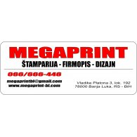 Logo of Megaprint