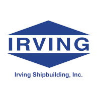Logo of Irving Shipbuilding
